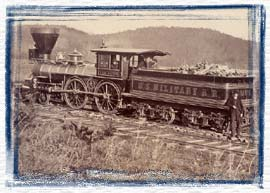 History Amp Info Standard Time Began With The Railroads